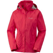 Columbia Women's Venture On II Jacket - Red