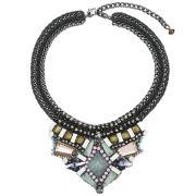 Nocturne Women's Azia Smoke Necklace - Multi