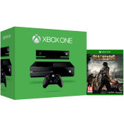 Xbox One Console with Kinect - Includes Dead Rising