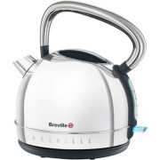Breville VKJ801 Traditional Kettle - Stainless Steel