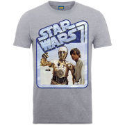 Star Wars C-3PO & Luke Men's T-Shirt