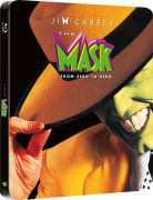 The Mask - Zavvi Exclusive Limited Edition Steelbook (2500 Only)