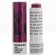 KORRES LIP BUTTER STICK SPF15 - PURPLE