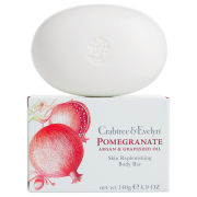 Crabtree & Evelyn Pomegranate, Argan & Grapeseed Body Bar (140G)