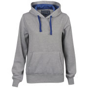 Brave Soul Women's Sofia Hooded Sweat - Grey Marl