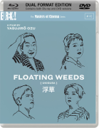 Floating Weeds (Ukigusa) - Dual Format Edition (Blu-Ray and DVD)