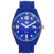 adidas Original Brisbane Silicone Watch - Blue