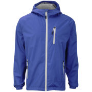 55 Soul Men's Shooting Jacket - Blue/White