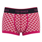 Ted Baker Men's Monkey Print Moulded Boxers - Red