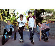 The Vamps Band Poster
