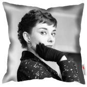 Mirrorpix Audrey Hepburn Cushion