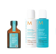 Moroccanoil Hydrating Mini Box