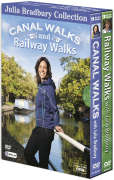 Julia Bradbury Railway Walks and Canal Walks
