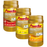 PowerBar IsoActive Energising Sports Drink 600g