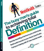 Men's Health The Busy Man's Guide to Achieving Total Definition