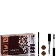 Bellapierre Cosmetics Get the Look Kit Eye and Brow