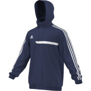 adidas Men's Tiro All Weather Jacket - Navy