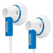Philips SHE3000BL/10 Earphones - Blue