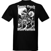"Mass Nutrition ""Finnish Muscle"" T-Shirt"
