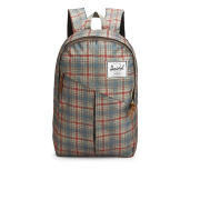 Herschel Parker Check Backpack - Grey Plaid