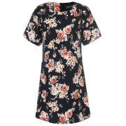 Girls On Film Women's Floral Tunic Dress - Multi