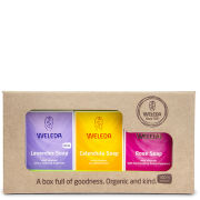 Weleda Soap Gift Set (Worth £69)