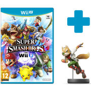Super Smash Bros. for Wii U + Fox No.6 amiibo