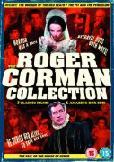 Roger Corman Box Set - House Of Usher/Masque Of The Red...