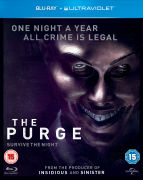 The Purge (Includes 3D Lenticular Sleeve and UltraViolet Copy)