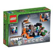 LEGO Minecraft: De Grot (21113)