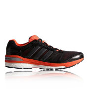 adidas Men's Supernova Sequence Trainers - Black/Metallic/Red