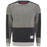 Supremebeing Men's Form Sweatshirt - Black