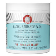First Aid Beauty Facial Radiance Pads - 60 Pads (Worth £28.00)