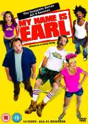 My Name Is Earl -  Complete Seasons 1-4