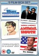 Blues Brothers / Animal House / Stripes