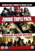 Zombie Triple (Survival Of The Dead / Day of The Dead (Remake) / Diary of The Dead)