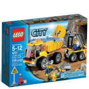 LEGO City: Loader and Tipper (4201)