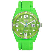 adidas Original Brisbane Silicone Watch - Green