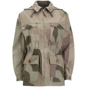 Nigel Cabourn Women's Jacket - Light Camouflage