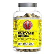 PowerMan Spice Enzyme - Protein Maximizer