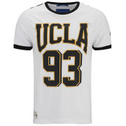 UCLA Men's Carnell Numbered T-Shirt - Bright White