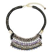 Nocturne Women's Parveen Show Necklace - Multi