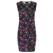 Damned Delux Women's Phoebe Dress - Multi/Black