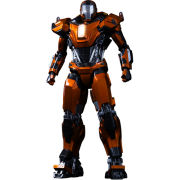 Hot Toys Marvel Iron Man Mark XXXVI Peacemaker 1:6 Scale Figure