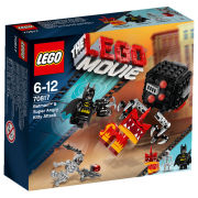 LEGO Movie: Batman & Super Angry Kitty Attack (70817)