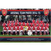 Arsenal Team Photo 14/15  - Maxi Poster - 61 x 91.5cm