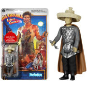 ReAction Big Trouble in Little China Lightning 3 3/4 Inch Action Figure