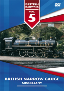 British Railways - British Narrow Gauge Railways