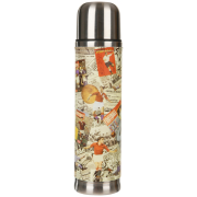 Charles Buchan Montage Flask