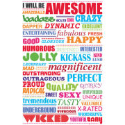 Awesome - Maxi Poster - 61 x 91.5cm
